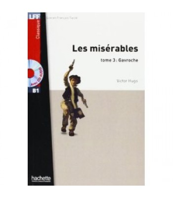 Les Miserables: Gavroche + Audio Cd