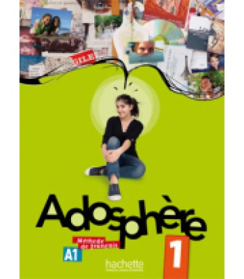 Adosphère 1: Liber nxenesi me Audio-CD