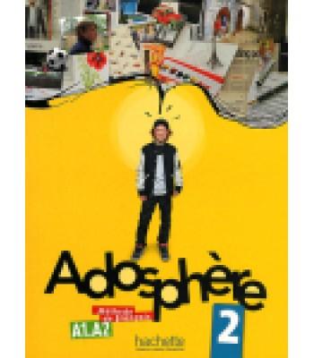 Adosphère 2: Liber nxenesi me Audio CD
