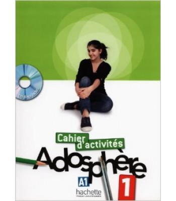 Adosphère 1 - Fletore pune me CD-Rom