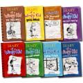 Seria e librave: Diary of A Wimpy Kid