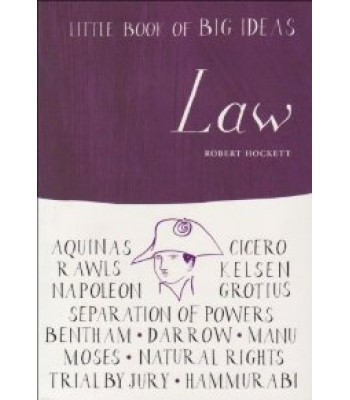 Little Book of Big Ideas: Law
