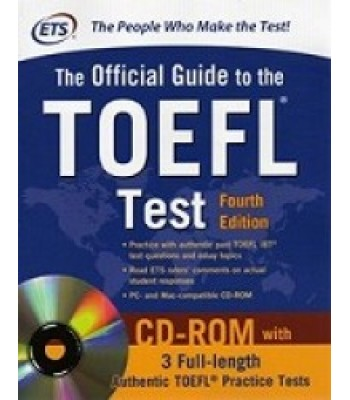 Official Guide to the TOEFL Test  me CD-ROM (Edicioni i 4-rt)