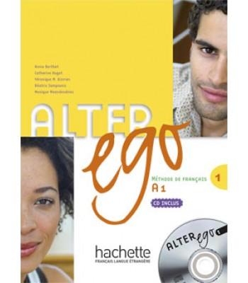 Alter Ego 1 - Liber nxenesi + CD audio