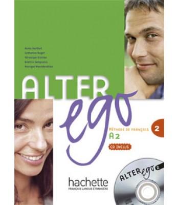Alter Ego 2 - Liber nxenesi + CD audio