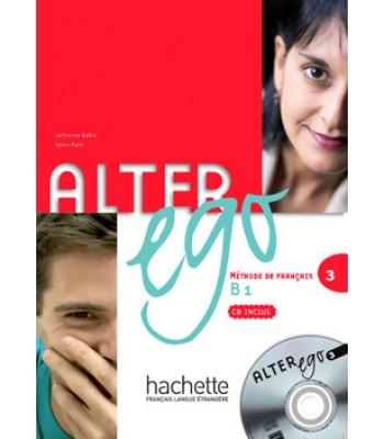 Alter Ego 3 - Liber nxenesi + CD audio
