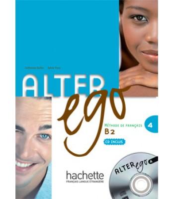Alter Ego 4 - Liber nxenesi + CD audio