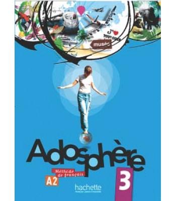 Adosphère 3 - Liber nxenesi me Audio CD