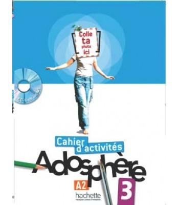 Adosphère 3 - Fletore pune me CD-ROM