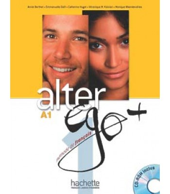 Alter Ego + 1 : Liber nxenesi + CD-ROM + Projekte