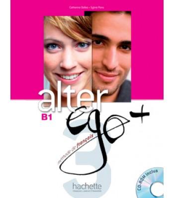 Alter Ego + 3 : Liber nxenesi + CD-ROM + Projekte