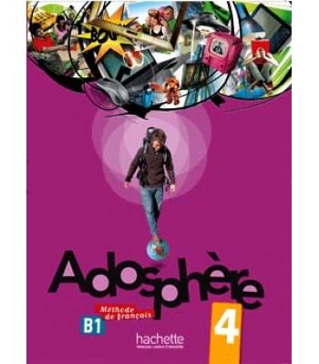 Adosphère 4: Liber nxenesi me Audio-CD