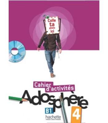 Adosphère 4 - Fletore pune me CD-Rom