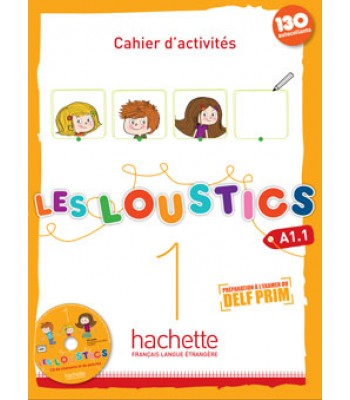 Les Loustics 1 : Fletore pune + CD audio