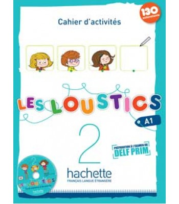 Les Loustics 2 : Fletore pune + CD audio