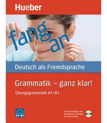 Grammatik - ganz klar!