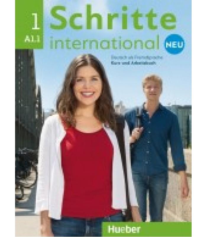 Schritte International neu 1 - Liber dhe fletore pune