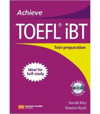 Achieve TOEFL iBT me Audio CD