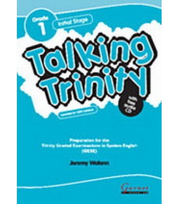 Talking Trinity Initial Stage Student's Book Grade 1 with Audio CD