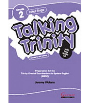 Talking Trinity Initial Stage Student's Book Grade 2 with Audio CD