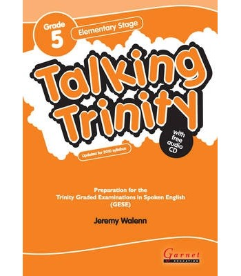 Talking Trinity Elementary Stage Student's Book Grade 5 with Audio CD