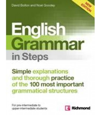 English Grammar in Steps Book without Answers