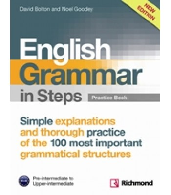 English Grammar in Steps Book Practice Book without Answers