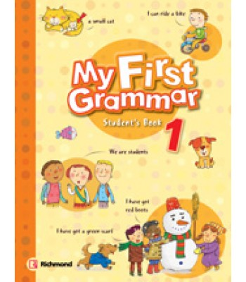 My First Grammar 1 Student's Book Pack