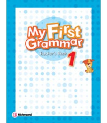 My First Grammar 1 Teacher's Guide