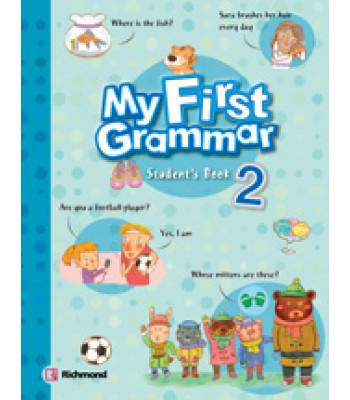 My First Grammar 2 Student's Book Pack