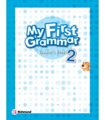 My First Grammar 2 Teacher's Guide