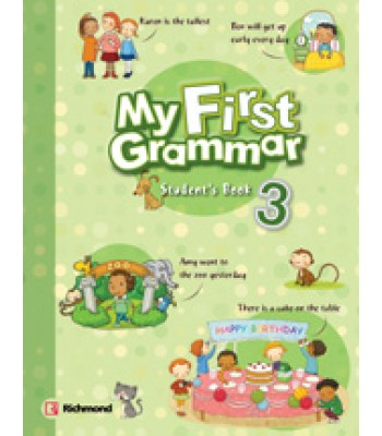 My First Grammar 3 Student's Book Pack