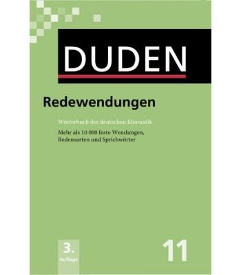 DUDEN Band 11 - Redewendungen