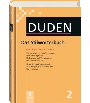 DUDEN Band 2 - Das Stielwörterbuch
