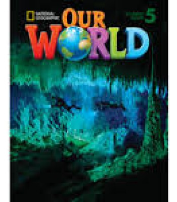 Our World Grammar Workbook level 5