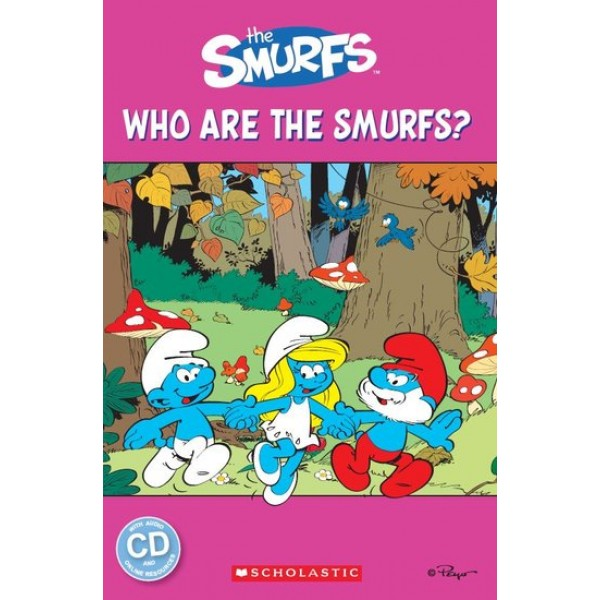 The Smurfs: Who are the Smurfs? (Book and CD) - Level starter