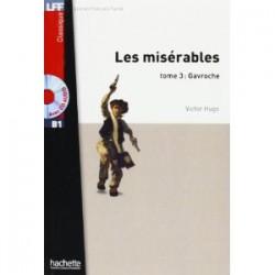 Les Miserables: Gavroche + Audio Cd
