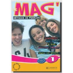 Le Mag' 1: Livre de l'élève