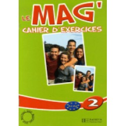 Le Mag' 2: Cahier d'exercices
