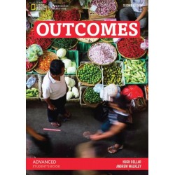 Outcomes Advanced Student's Book + Class DVD