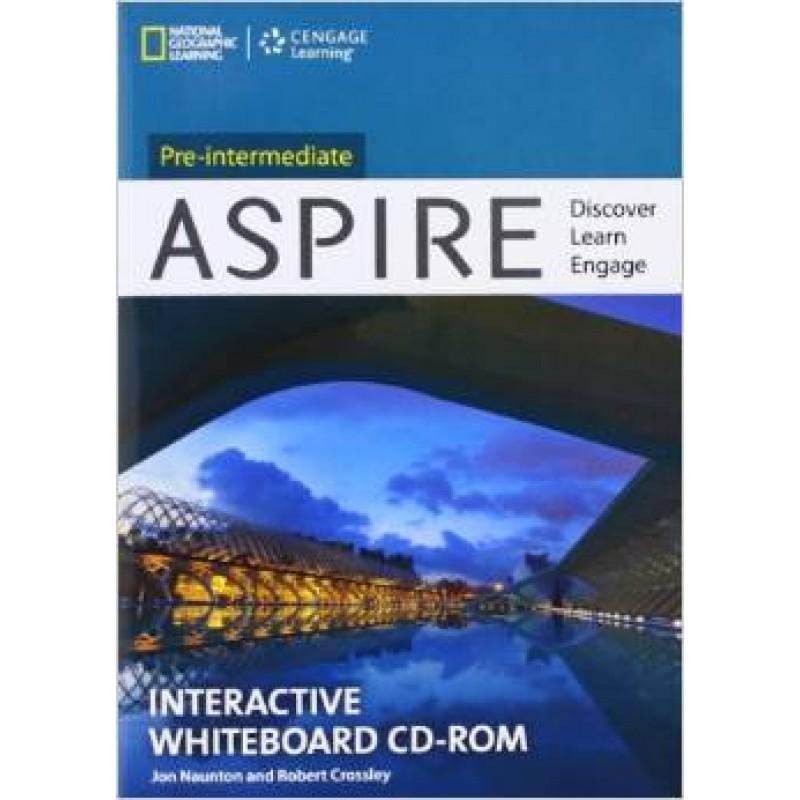 Aspire Pre-intermediate Interactive Whiteboard Software