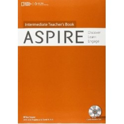 Aspire Intermediate Teachers Book & CD