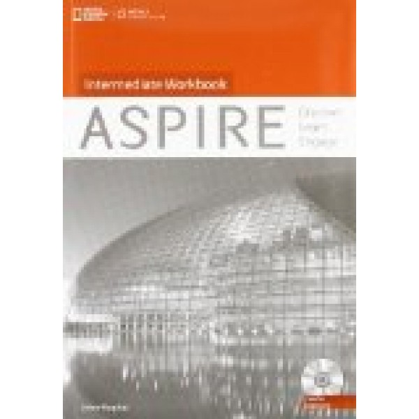 Aspire Intermediate Workbook with Audio CD
