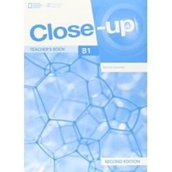Close-up B1 Teacher's Book + Online Teacher Zone