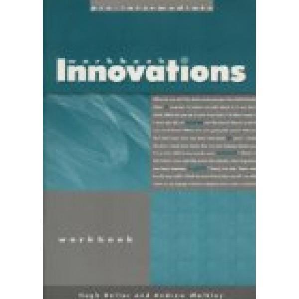 Innovations Pre Intermediate Workbook