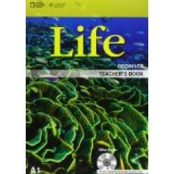 Life Beginner Teacher's Book+Audio CD