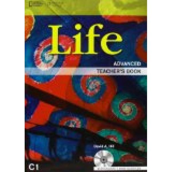Life Advanced Teacher's Book + Audio CD