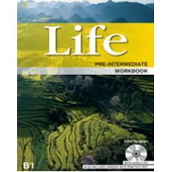 Life Pre-intermediate Workbook + Audio CD