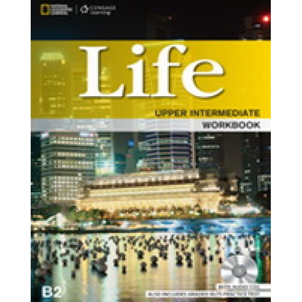 Life Upper Intermediate Workbook + Audio CD
