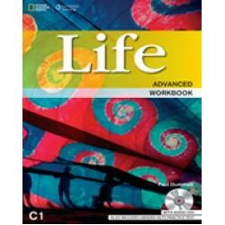 Life Advanced Workbook + Audio CD